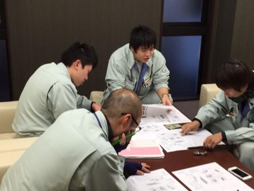 KYT(危険予知訓練)の勉強会