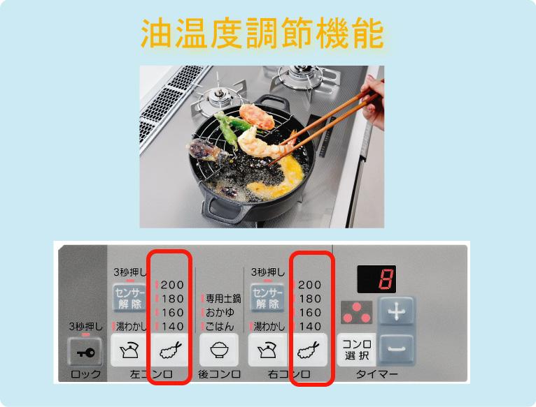 油温度調節機能1