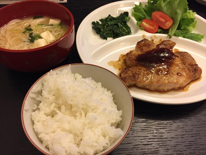レッツ食レポ ~わが家の晩ご飯2~